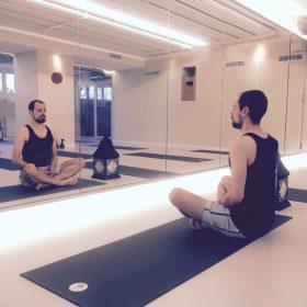 Sitting Mindfulness Pose
